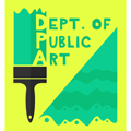 Dept. of Public Art Logo